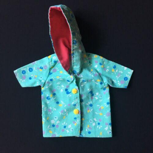 "Sindy FASHION MIXER 1987 Luce Verde Giacca Rosa Hood Bambola difficile da trovare RARA Fit 12/"" doll"