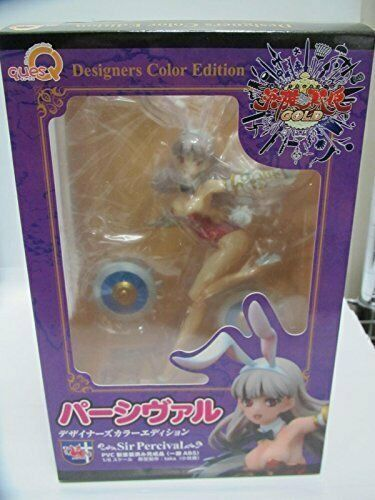 Hero Senki or Percival Designer Couleur Edition 1 8 PVC Figure