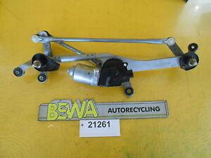 Wischergestaenge-mit-Motor-vorne-Honda-CR-Z-Bj-2011-Nr-21261
