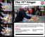 FastCap 11th Finger Magnetic Pushstick for Tablesaw