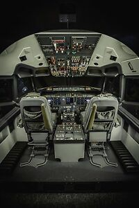 Details about 737 flight simulator for sale - 737 cockpit for home or  business