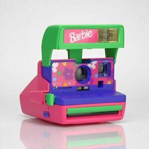 Polaroid-Barbie-600-Camera