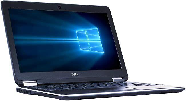 Dell Latitude 7240   Windows 10 PRO PC Laptop   HD GAMING 8GB i7 256GB SSD