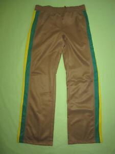 Caricamento dell immagine in corso Pantalon-LE-COQ-SPORTIF -Style-vintage-Rasta-Marron- ec932894130