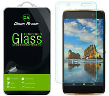 [3-Pack] Dmax Armor Alcatel Idol 4S Tempered Glass Screen Protector