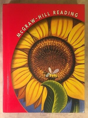 McGraw - Hill Reading 2 Book 2: People Anthology Level 2 Hardcover Stories Learn