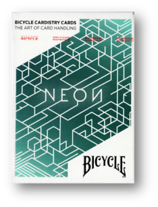 Bicycle-Neon-cardistry-Playing-Cards-poker-juego-de-naipes-cardistry