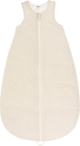 Baby saco de dormir beige 74//80 Max /& Lilly algodón bala saco de dormir a rayas