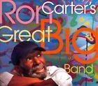 Ron Carter's Great Big Band [Digipak] by Ron Carter (Bass) (CD, Sep-2011, Sunnyside)