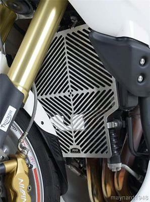 R&G STAINLESS STEEL RADIATOR & OIL COOLER GUARD for TRIUMPH TIGER 1050 SPORT