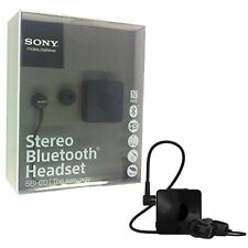 Sony Original SBH20 Black Stereo Bluetooth Headset with warrnty