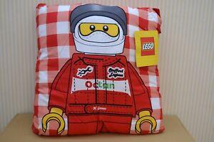 Kissen LEGO City  Rennfahrer Octan NEU & OVP  45 x 45 cm, gefüllt