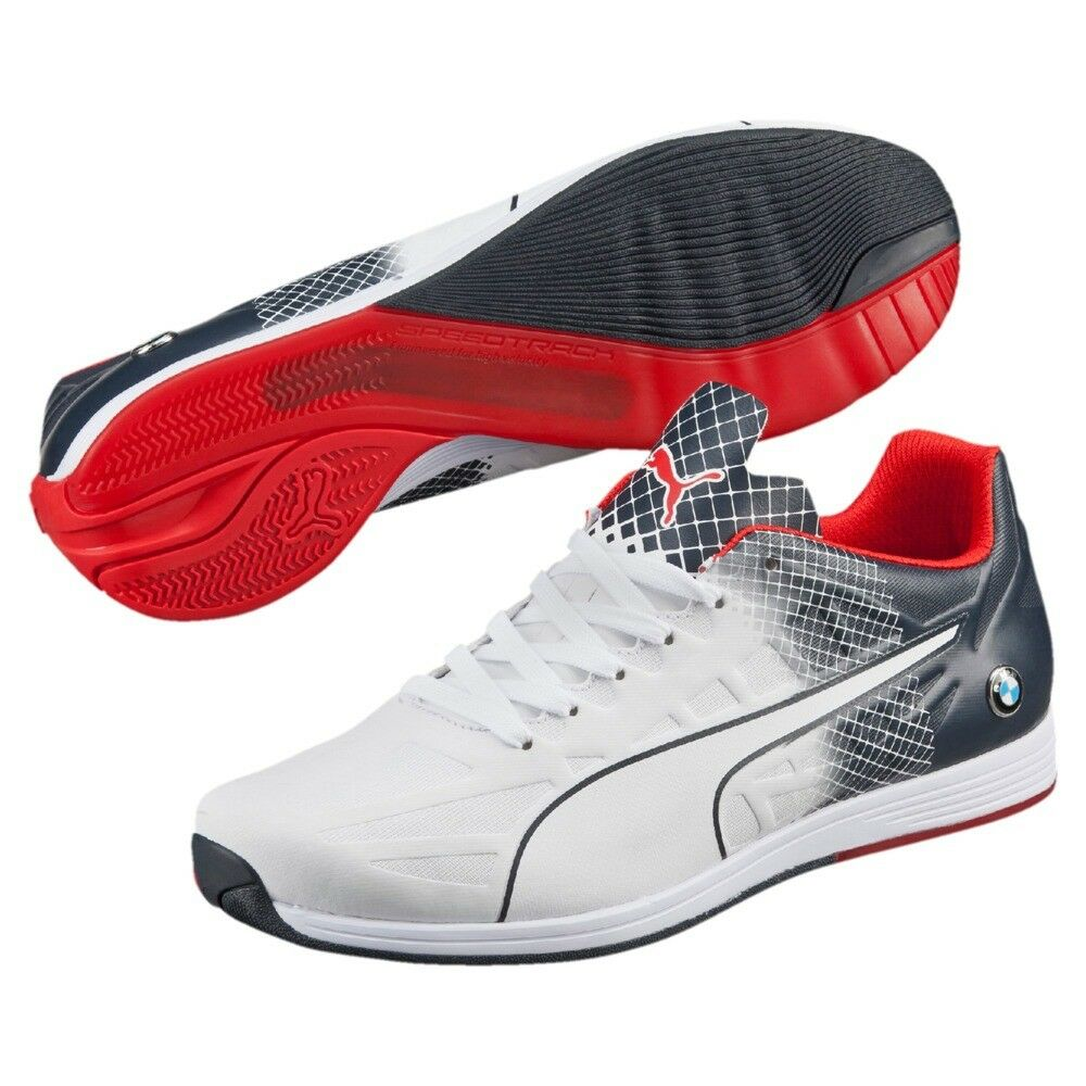 Puma BMW Evospeed Lace Men's shoes Sneakers White