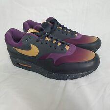 58dd1d4d50 item 3 Nike Air Max 1 Mens Premium Fade Pack 875844-002 Anthracite Purple  Shoes SZ 12 -Nike Air Max 1 Mens Premium Fade Pack 875844-002 Anthracite  Purple ...