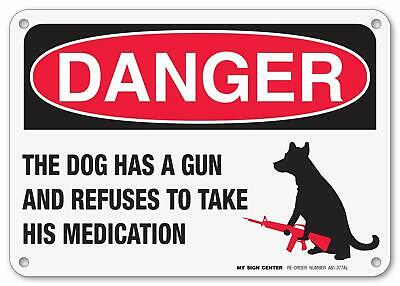 Notice No Pets Warning Metal Business Sign Tin Indoor And Outdoor Use Novelty