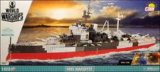 COBI HMS Warspite (3082) - 1420 elem. - WWI&II British battleship