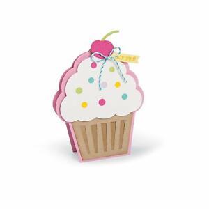 Cake Fold-its 662738 Stephanie Barnard Sizzix Framelits Die Set 7PK