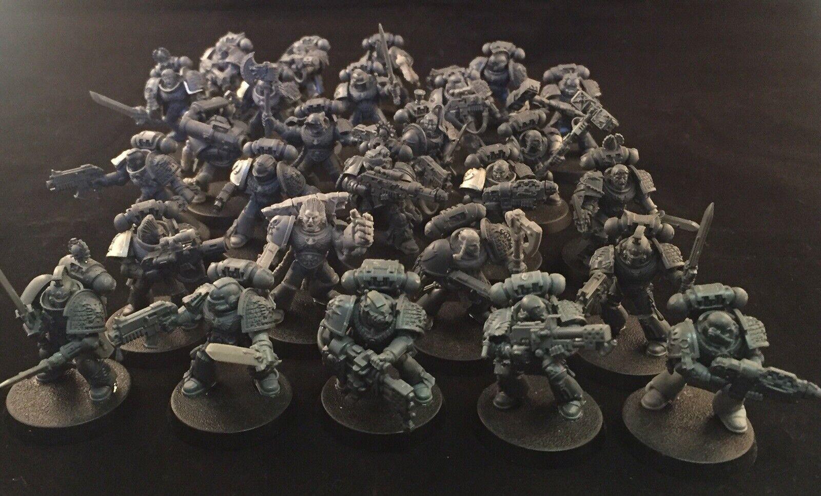 Warhammer 40k Space Marine Kill Teams