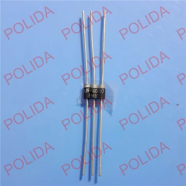 100PCS Fast Recovery Diodes MIC DO-41 (DO-204AL) UF4007