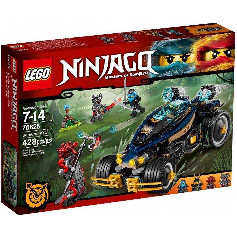 Lego Ninjago 70625  Samurai VXL-Neuf