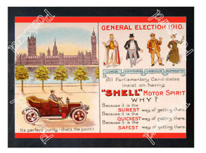 Historic-Shell-Motor-Spirit-1910s-Advertising-Postcard-3