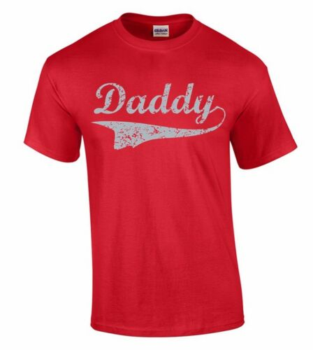 Daddy Grey T-SHIRT Father/'s Day Dad Papa Birthday Gift for Him Funny Cool Tee