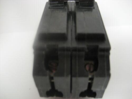 * GENERAL ELECTRIC 40 AMP 2 POLE CIRCUIT BREAKER THQL2140    VS-425