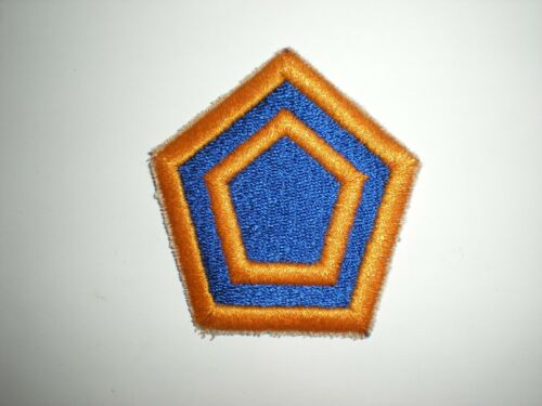 US ARMY WWII 55TH INFANTRY DIVISION UNIT PATCH REPRODUCTION