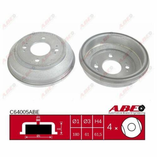 1 Stück ABE C64005ABE Bremstrommel