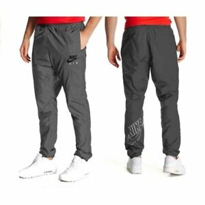 Details about Nike Mens Air Max Tracksuit Bottoms Joggers Grey (630824 021)