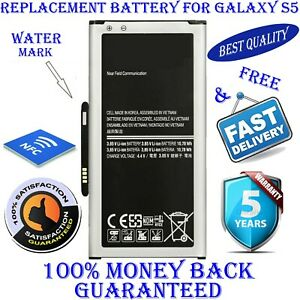 New-Battery-Replacement-for-Samsung-Galaxy-S5-Genuine-OEM-BG900BBE-2800mAh-G900