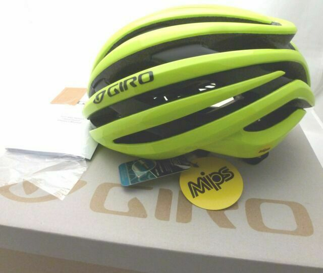Giro Cinder MIPS Cycling Helmet Highlight Yellow Medium