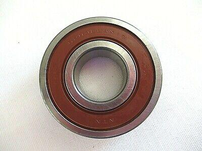 Open 11 mm Width 90 mm OD 55 mm Bore ID NTN Bearing 16011 Single Row Deep Groove Radial Ball Bearing Normal Clearance Steel Cage
