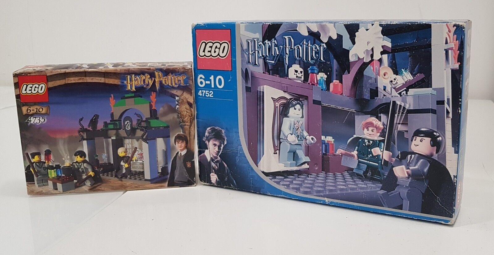 LEGO HARRY POTTER 4735 4752