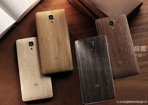 28930ded6 Original Wood Case for Xiaomi Mi4 Bamboo Back Battery Cover for ...