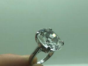 bague solitaire gros diamant