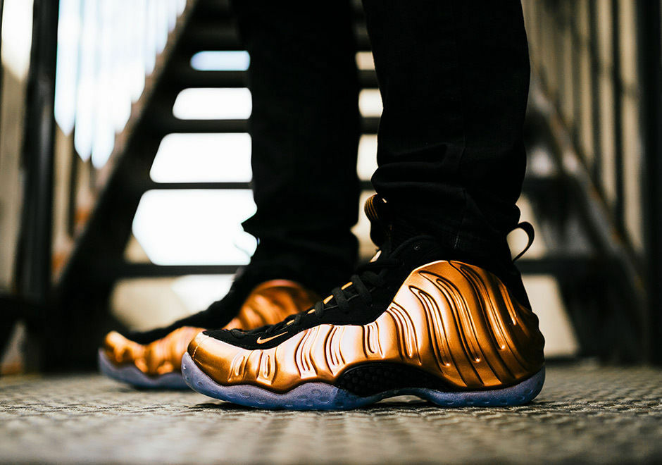 2018 Nike Air Foamposite One Metallic Copper Comfortable Great discount