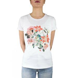 LiuJo-Fashion-T-Shirt-Donna-Col-vari-tg-varie-NUOVA-COLLEZIONE-S-S-19