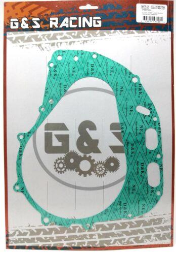 G/&S Clutch Cover Gasket Seal SUZUKI DR650S DR650SE 1996-2019