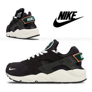 best sneakers a7836 8006b Image is loading NIKE-AIR-HUARACHE-RUN-PREMIUM-MENS-SHOES-704830-
