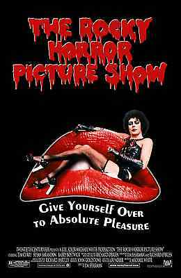 ROCKY HORROR PICTURE SHOW Movie POSTER XXX Raunchy