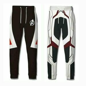Men-3D-Avengers-4-Endgame-Quantum-Realm-Cosplay-Casual-Pants-Trousers-Size-S-5XL