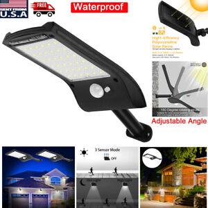 36-LED-Solar-Lights-PIR-Motion-Sensor-Waterproof-Outdoor-Garden-Yard-Wall-Lamp