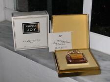 Vtg 1970s Jean Patou JOY 1/2 Fl Oz SEALED Parfum  Perfume new