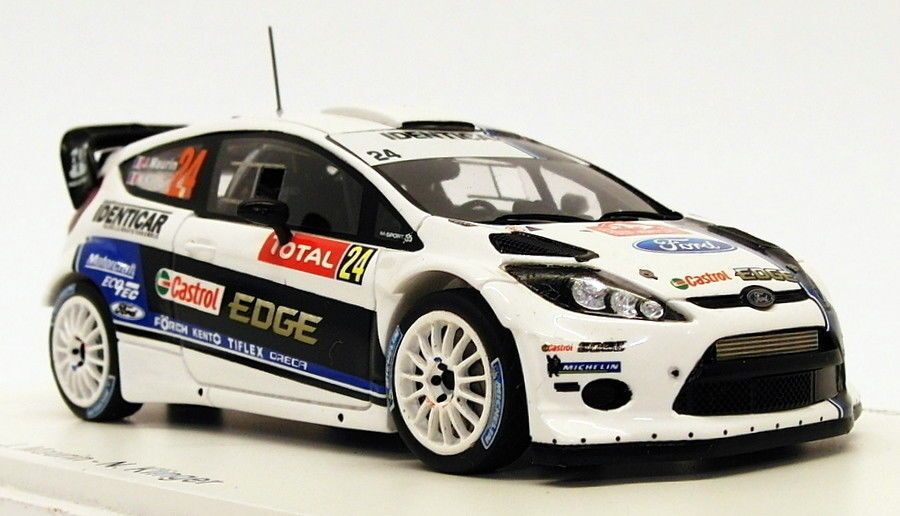 Spark 1 43 Scale S3365 - Ford Fiesta RS WRC -  24 Monte Carlo 2013