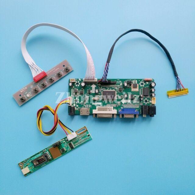 LCD screen controller kit For LTN154X3-L0D LTN154XA-L01 1280*800 CCFL LVDS 30Pin