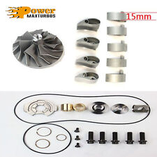 GT3782VA Turbo Wheel 15mm Vane Rebuild Repair Kit for 2003 Ford Powerstroke 6.0L