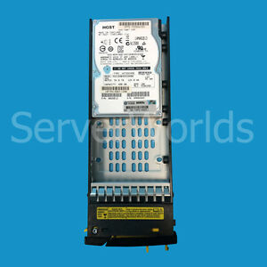 HP 3PAR 7000 450GB SAS 10K SFF HDD 702504-001 5697-1286 697388-001 QR494A M6710