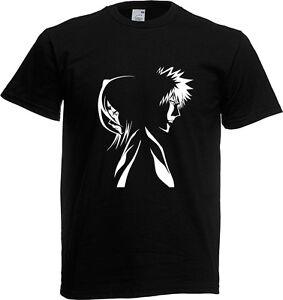 Anime Tshirt - bleach tokyo ghoul naruto dragon ball z pokemon akira ... 4ab88ab7d2