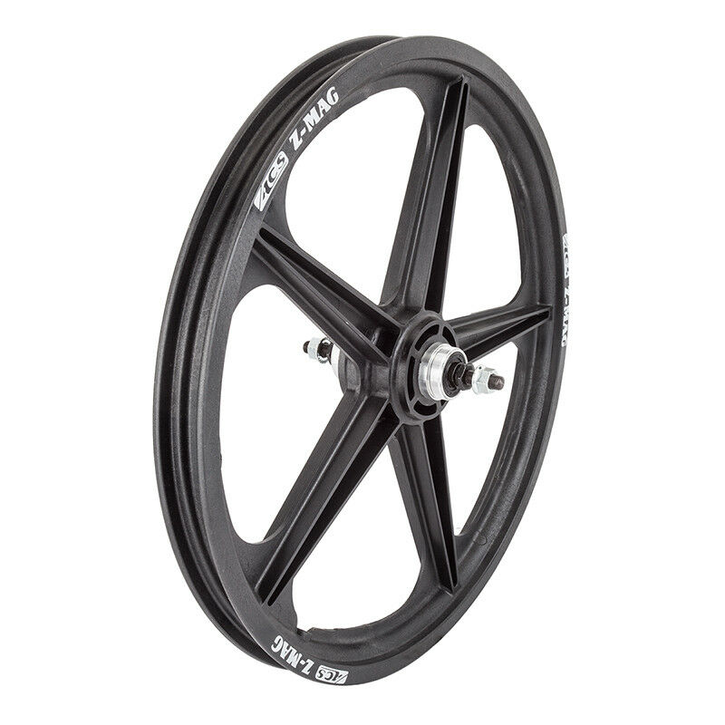 75c08766ae542 Acs Mag Wheels Whl Mag Acs 20x1.75 406x25 5-spoke Blk Rr nrupgl7917-Wheels    Wheelsets